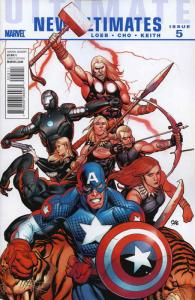 Ultimate New Ultimates #5 VF; Marvel | save on shipping - details inside