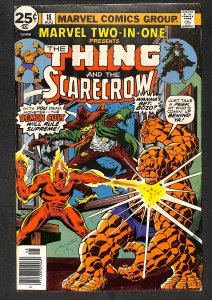 Marvel Two-in-One #18 (1976)