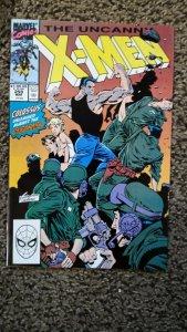 The Uncanny X-Men #259 (1990) VF-NM