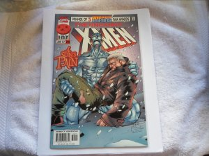 1997 MARVEL THE UNCANNY X MEN # 340
