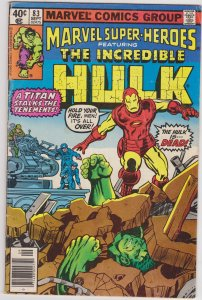 Marvel Super-Heroes #83