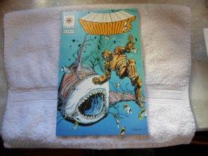 1994 VALIANT COMICS ARMORINES # 2