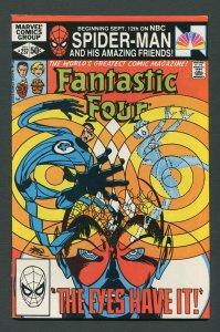 Fantastic Four #237 /  8.5 VFN  December 1981
