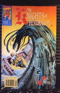 Knights of Pendragon (UK) #3 (1990)