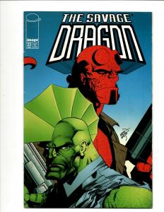 11 Comics Savage Dragon #7 35 Dragon #2 Nine Volt #2 3 4 Superpatriot #1-4 J54