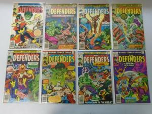 Late bronze age Defenders comic lot 36 different issues (1977-80) 6.0 FN