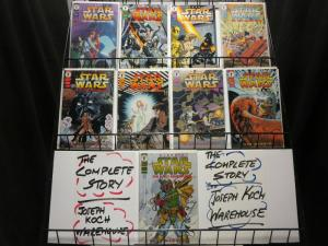 CLASSIC STAR WARS EARLY ADVENTURES  1-9  RUSS MANNING