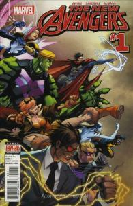 New Avengers (4th Series) #1 VF/NM; Marvel | save on shipping - details inside