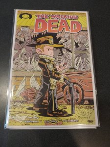 Walking Dead #103 Chris Giarrusso Variant Cover
