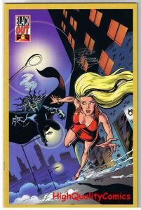 LADY VAMPRE #0, NM, Vampire, Signed, COA, Femme Fatale, 1995