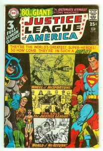 Justice League Of America 58   Giant G-41