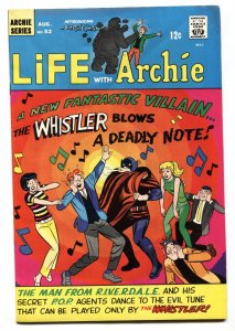 Life With Archie #52-Smokeman-Whistler- 1933-Betty-Veronica vf-