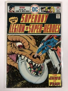 SUPERBOY 213 VG+ COMICS BOOK