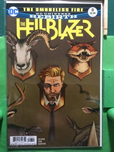 The Hellblazer #8 DC Universe Rebirth