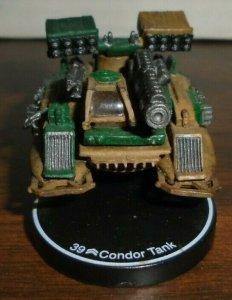 Condor Tank 054 Mechwarrior