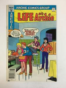 LIFE WITH ARCHIE (1958-    )214 VF-NM Jun 1980 COMICS BOOK