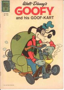 GOOFY F.C.1201 VF  October 1961 COMICS BOOK