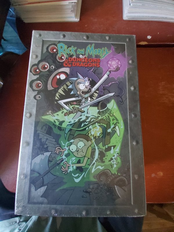 Rick and Morty vs. Dungeons & Dragons #1 (2018) Unopened
