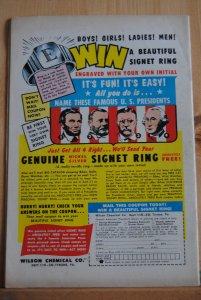 Shoecase presents Rip Hunter, 4th Rip Hunter, 1960.