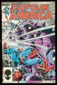 CAPTAIN AMERICA #304 1985-MARVEL COMICS VF