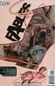 FABLES (2002 DC VERTIGO) #7 NM