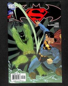 Superman / Batman #23 VF 8.0 1st app. Tim Drake as Batman Beyond!