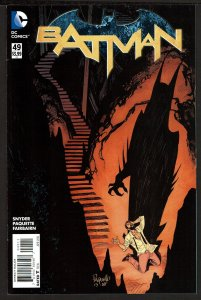 Batman #49 New 52 (Apr 2016, DC) 0 9.0 VF/NM