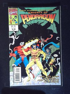 Knights of Pendragon (UK) #15 (1993)