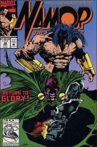 Marvel NAMOR, THE SUB-MARINER #32 VF/NM