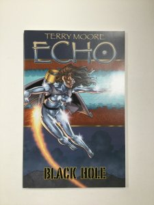 Echo Black Hole Tpb Softcover Sc Near Mint Nm Abstract Studio