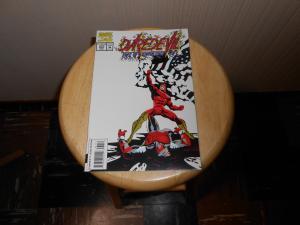 Daredevil (1964 1st Series) #331 Aug 1994 Cover price $1.50 Marvel