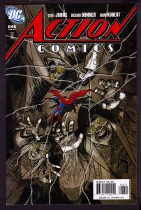 Action Comics #846    9.2 NM-