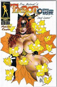 TAROT WITCH of the Black Rose #43, NM, Jim Balent, 2000, Holly Golightly