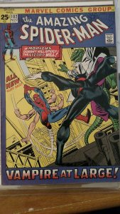 The Amazing Spider-Man #102 (Marvel, 1971) Condition: VF