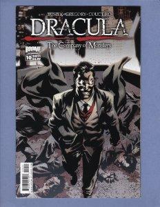 Dracula The Company of Monsters #10 NM Boom Comics 2011