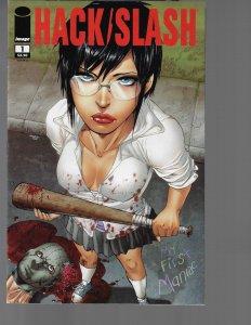 Hack/Slash: My First Maniac 1A (Image, 2010) NM