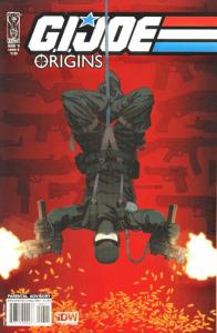 G.I. Joe: Origins #8A VF/NM; IDW | save on shipping - details inside