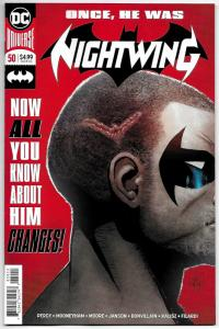 Nightwing #50 2nd Printing Variant (DC, 2019) NM