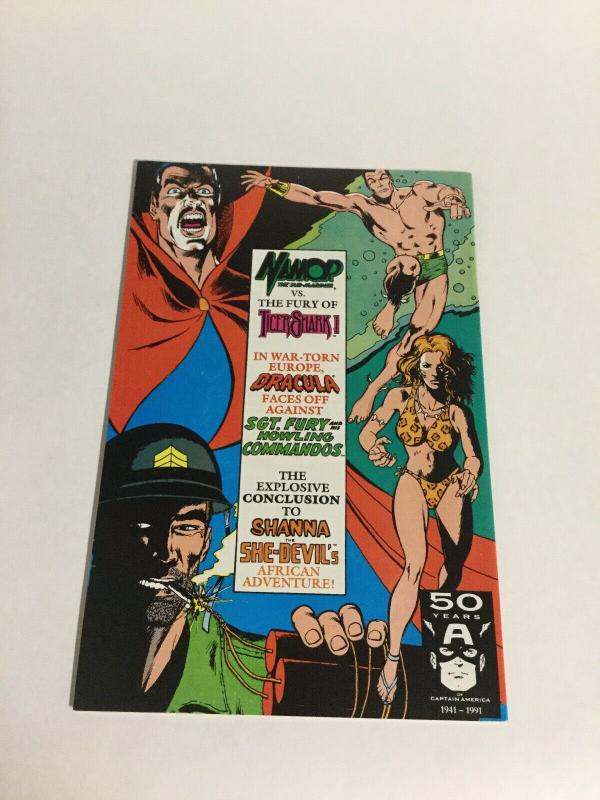 Marvel Comics Presents 77 Nm Near Mint Wolverine Weapon X