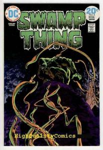 SWAMP THING #8, VF to NM, Bernie Wrightson, 1974, Lurker in Tunnel 13, (a)