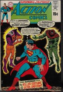 Action Comics #383 (DC, 1969)