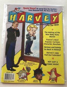 Harvey Kids Magazine #2 ~ January 1999 ~ Uncirculated!