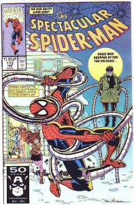 Spider-Man, Peter Parker Spectacular #173 (Apr-91) NM/NM- High-Grade Spider-Man
