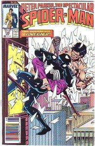 Spider-Man, Peter Parker Spectacular #129 (Aug-87) NM- High-Grade Spider-Man