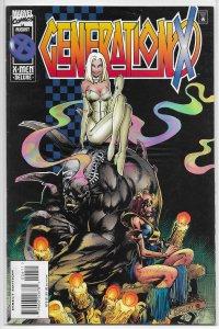 Generation X (vol. 1, 1994) # 6 FN Lobdell/Bachalo