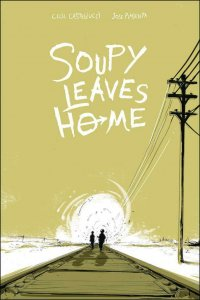 Soupy Leaves Home TPB #1 VF/NM; Dark Horse | save on shipping - details inside