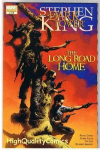 STEPHEN KING : DARK TOWER LONG ROAD HOME #2, 2008, NM+, more SK in store
