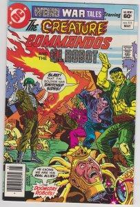 Weird War Tales #111 (1982)