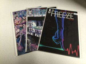 The Freeze 1 2 3 Nm Near Mint Top Cow Image