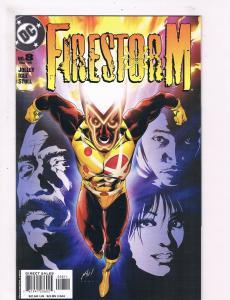 Firestorm # 8 VF DC Comic Books Flash TV Show Appearance Hot Series WOW!!!!! SW4